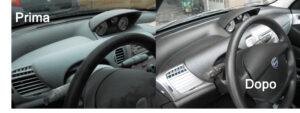 sanificazione e igienizzazione interni auto